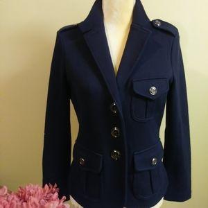 Talbots Navy Jacket (Petites)